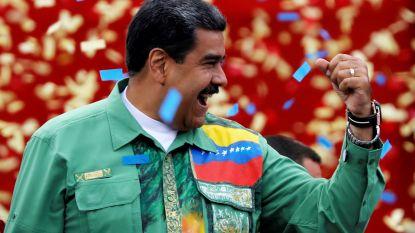 """""""Maduro zou zelfs Jezus verslaan"""": Venezolanen hebben geen goed oog in eerlijk verloop verkiezingen"""