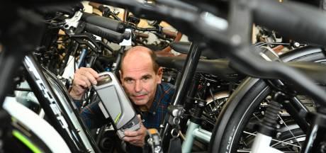 Accu's elektrische fietsen erg in trek bij Veenendaalse dieven