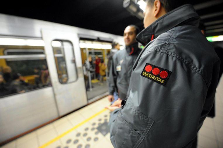 Bewakingsagenten dreigen met acties op 22 oktober.