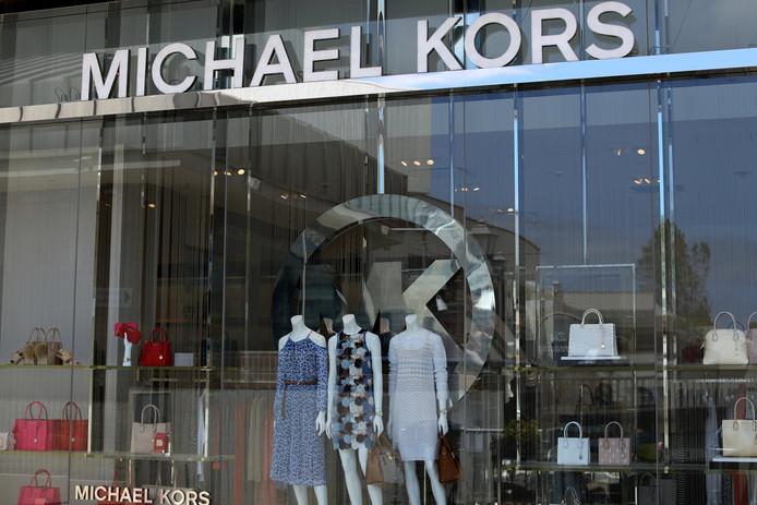 Een filiaal van Michael Kors in California.