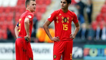 Jonge Duivels sneuvelen tegen Italië in halve finale EK U17