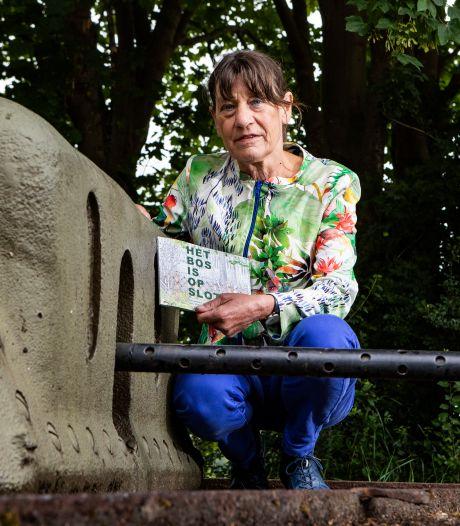 Littie Diederen houdt Koude Oorlog in Olst in leven: 'Niemand stelde vragen bij aanleg IJssellinie'