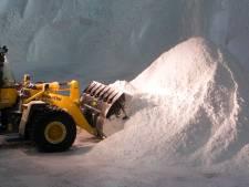 Miljoen kilo zout voor wegen in Deventer en Salland