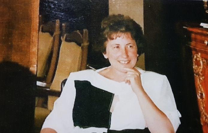 Het slachtoffer Josée Widdershoven.