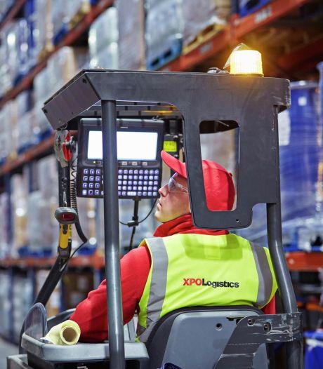 Ruim 100 banen extra en twee nieuwe distributiecentra in regio Eindhoven van Amerikaanse gigant XPO Logistics