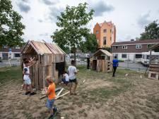 Elk jaar mooiere hutten in Woensel-West