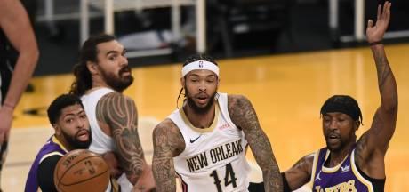 Ontketende Lakers boeken vijfde overwinning op rij