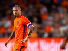 Kiezen of delen voor Wesley Sneijder