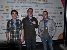 Leerling ROC de Leijgraaf nationaal kampioen meubelmaker