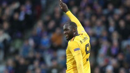 Hij breekt een lans voor Mourinho, zwaait met lof naar drie mentors en vertelt waarom hij zo vaak scoort: Lukaku wil weer schitteren voor United