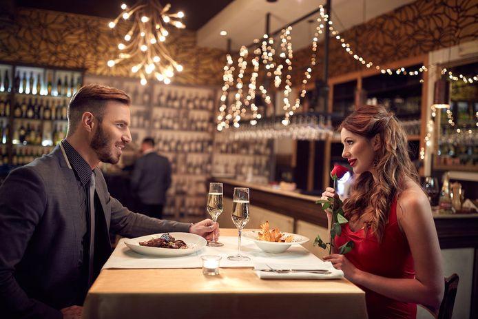 Een diner zonder romantische gevoelens: voor sommige vrouwen is dat geen enkel probleem.