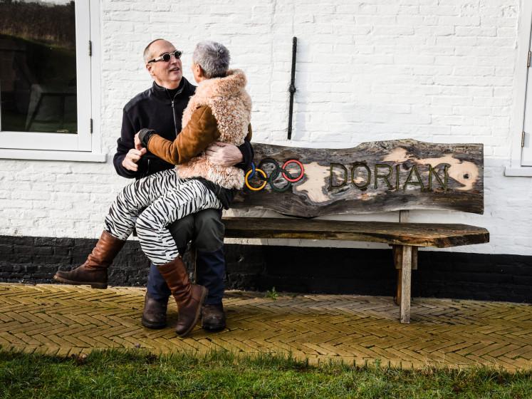 Mark en Geertje over hun 'luie kreng' Dorian van Rijsselberghe