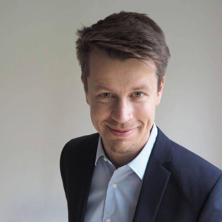 Mathias De Caluwé (CEO Horeca Vlaanderen) komt spreken op de Nacht van de Wase Horeca.