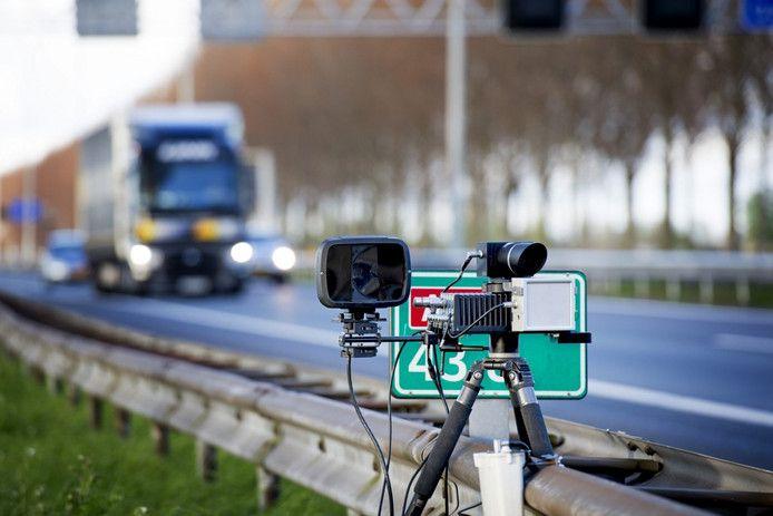 De verkeersboetes gaan ook volgend jaar omhoog