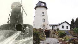 Ward en Lore wonen in een 400 jaar oude molen, na een ingrijpende renovatie van de binnenkant