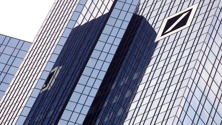 Kantoor Deutsche Bank. Beeld anp