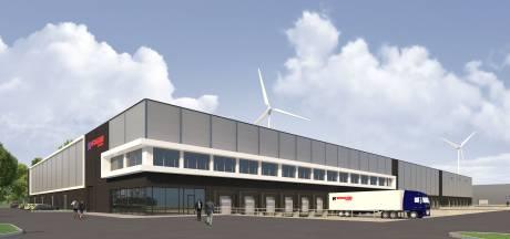 Nieuwe 'opslagdoos' in Tilburg: betonnen bunker voor gevaarlijke goederen