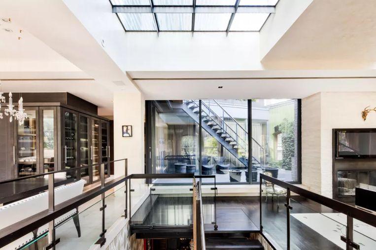 Huis te koop in Manhattan, Tribeca. Prijs gedaald van 48 naar 34,5 miljoen dollar.