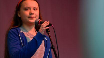 """Greta Thunberg in Londen: """"Politici zullen niet meer wegkomen met negeren klimaatcrisis"""""""