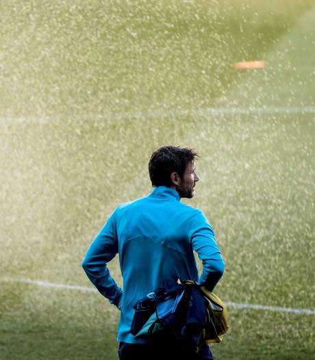 'Mijn spelers mogen in de rust niet vechten om het shirt van Messi'