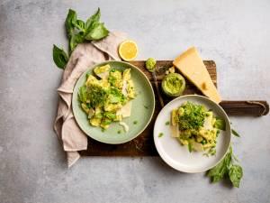 Wat Eten We Vandaag: Ricotta-gnocchi met broccolipesto