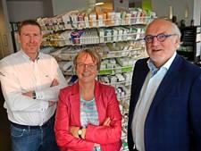 Drie Enschedese apothekers van de SAE houden het gelijktijdig voor gezien