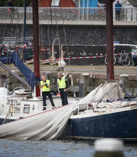 Schipper dodelijk mastongeluk 'niet bewust nalatig'