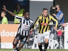 Heracles Almelo pakt ondanks grote kansen slechts een puntje tegen Vitesse