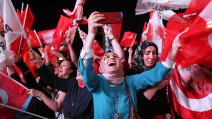 Erdogan machtiger dan ooit