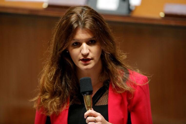 Staatssecretaris Marlene Schiappa.