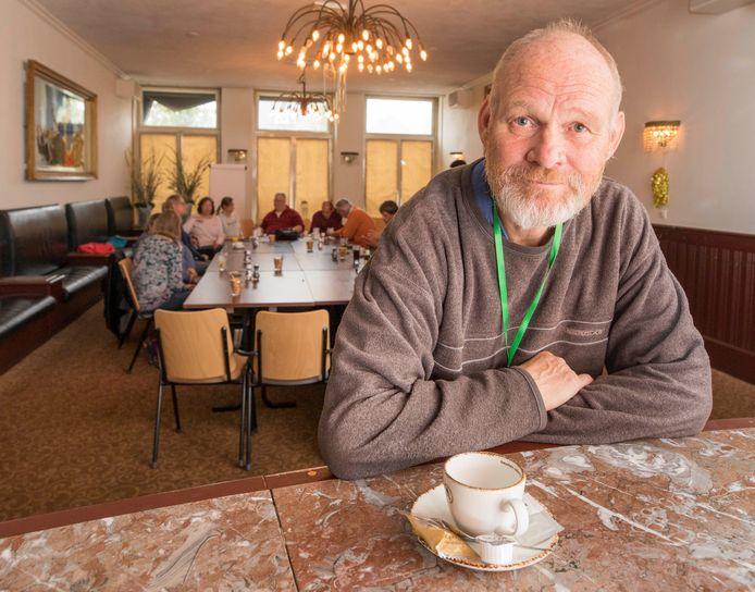 Ernst Jan Groeneveld organiseert de PAS contactdag Zuid-Nederland.