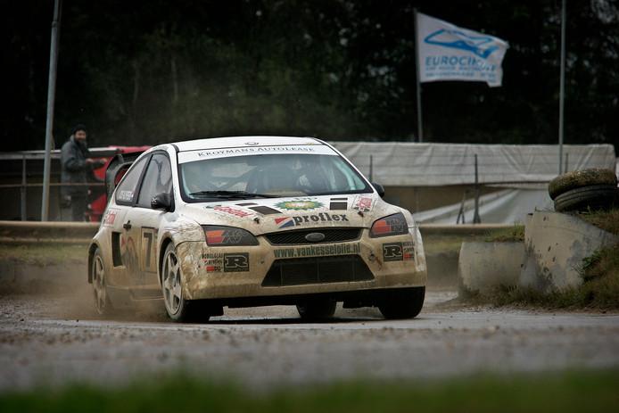 De rallycross heeft al bijna een halve eeuw zijn thuisbasis op het Eurocircuit in Valkenswaard.