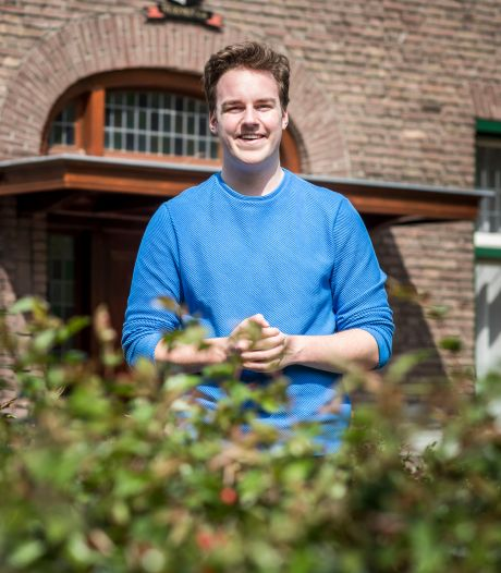 Piepjonge CDA'er (18) stapt noodgedwongen alweer uit Nuenense politiek