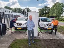 Auto opladen in 20 minuten: het kan nu in Enschede