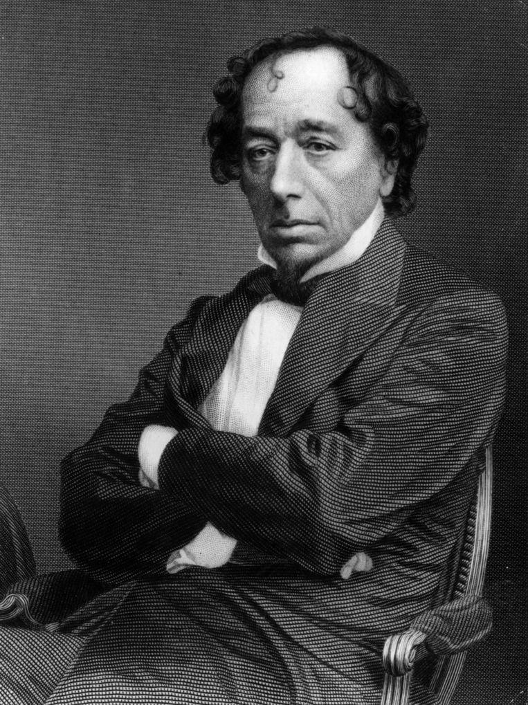 Staatsman: Benjamin Disraeli. 'Het enige echte genie onder de voormalige bewoners van 10 Downing Street.' Beeld getty