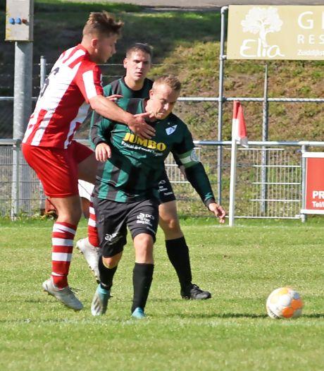 De 6-5 bij Aardenburg-Corn Boys is uitschieter op openingsdag bij vierdeklassers