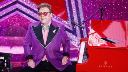 Coronabenefiet Elton John brengt bijna miljoen euro op