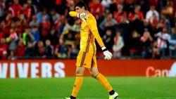 Courtois niet bij tien genomineerden voor trofee van 'Beste doelman ter wereld'