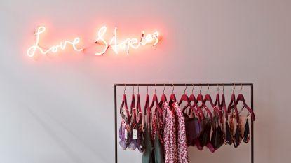 H&M werkt samen met Nederlands lingeriemerk Love Stories