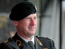 Enschedeër Martin Wijnen (53) hoogste baas Koninklijke Landmacht