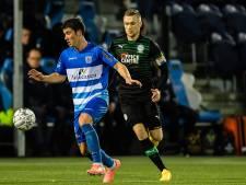 Te Wierik bevestigt transfer naar club Cocu