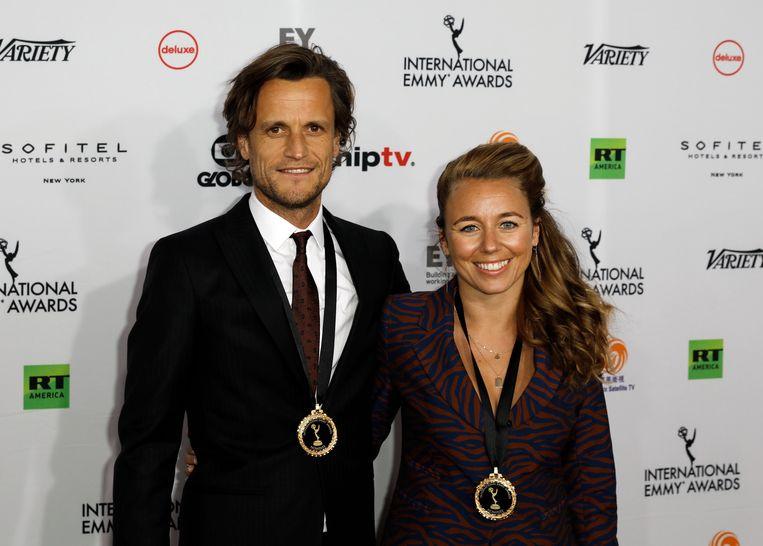 Tim Van Aelst en Sofie Peeters
