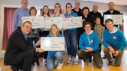 5.360 euro voor jeugdverenigingen