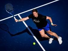 Changement d'adversaire pour Kim Clijsters