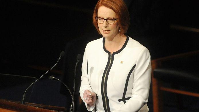 Jullia Gillard