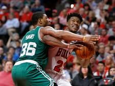 Celtics weer naast de Bulls in play-offs NBA