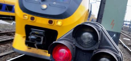 Treinverkeer rondom Hengelo stilgelegd