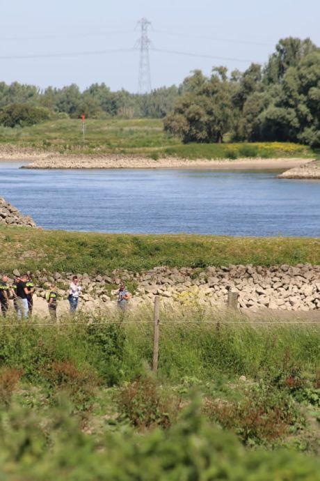Lichaam aangetroffen in Pannerdensch kanaal bij Doornenburg