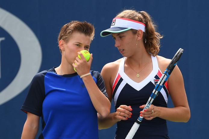 Schuurs naar dubbelfinale in guangzhou tennis for Demi schuurs