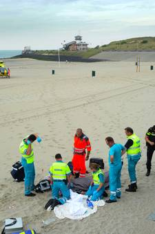 Man gewond na sprong van boulevard in Vlissingen